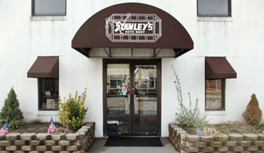Stanley's Welcomes You
